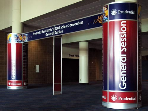 Convention Entrance Unit