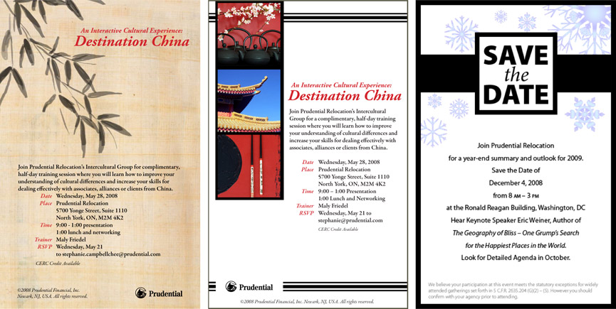 Misc. Invitations