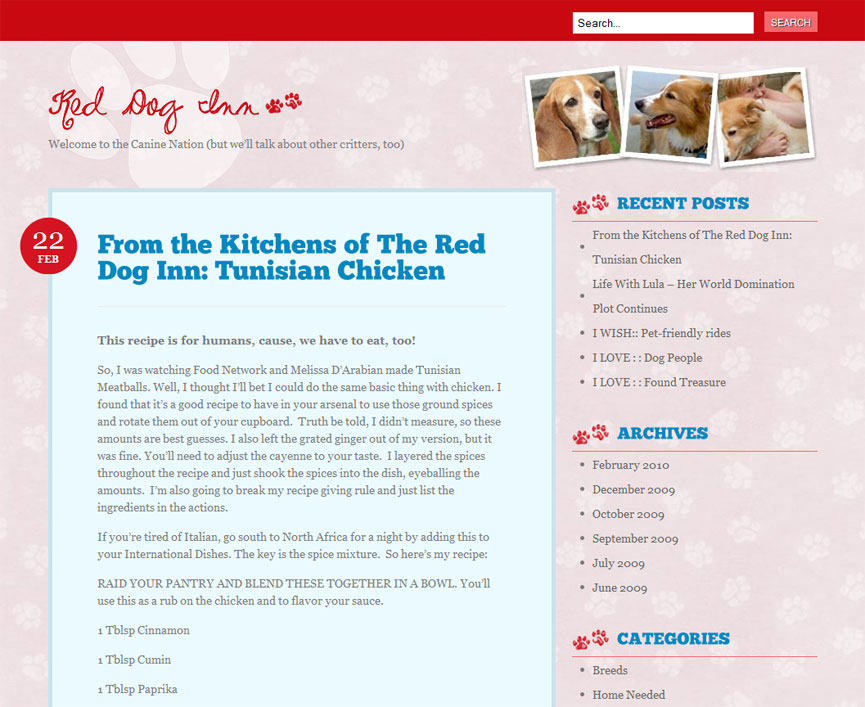The Red Dog Inn