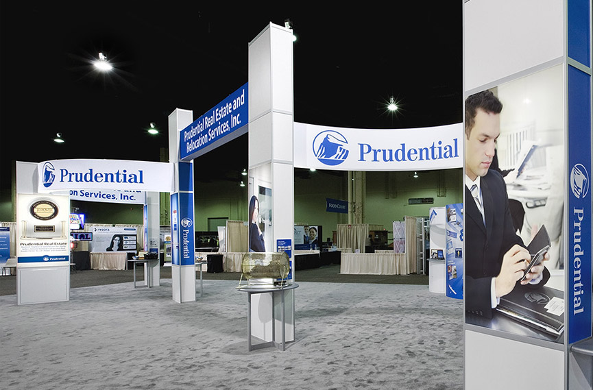 Prudential Tradeshow Booth